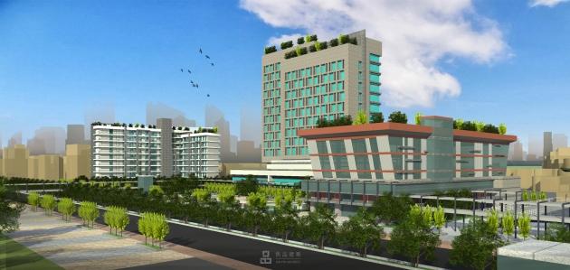 宜蘭市 蘭城之星更新計畫案 2