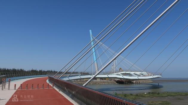 台中市清水區 高美濕地景觀橋規劃設計 4