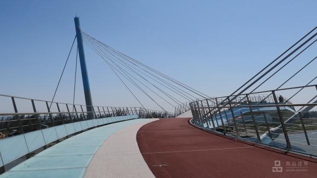 台中市清水區 高美濕地景觀橋規劃設計 5