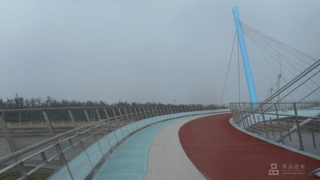 台中市清水區 高美濕地景觀橋規劃設計 6