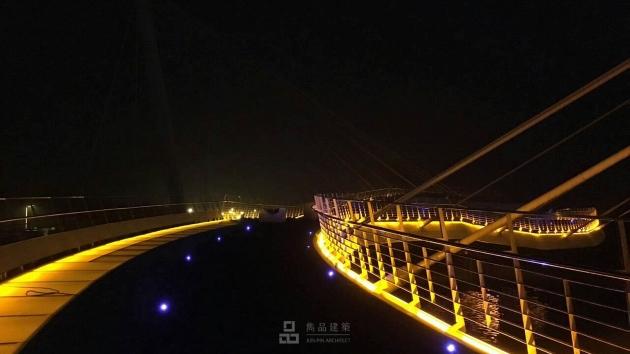 台中市清水區 高美濕地景觀橋規劃設計 8