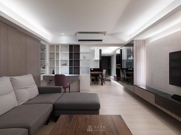 臺北市大安區復興南路 住宅空間 5