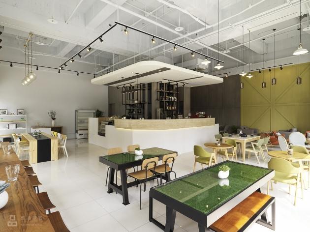 新北市新莊區企業總部 商業空間 9