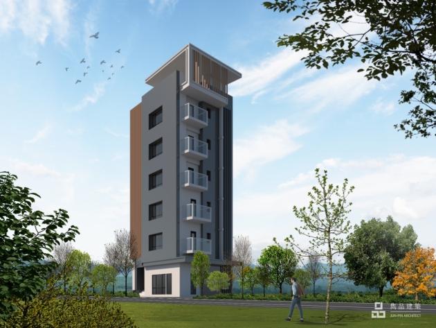 臺北市內湖區 集合住宅新建工程 1